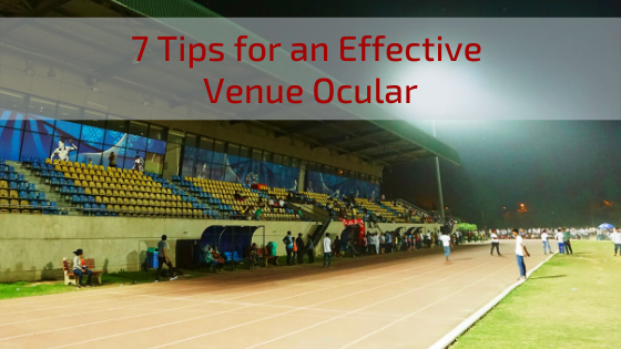 Site Selection Basics | 7 Tips for an Effective Venue Ocular